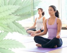 Ganja Yoga: Can You Combine Weed and Yoga?