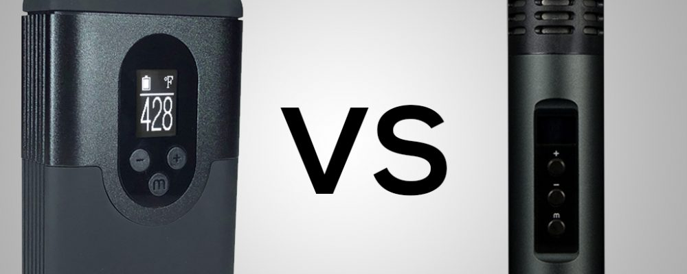 Arizer Argo Vs Arizer Air 2